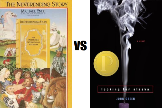 Neverending Story vs
