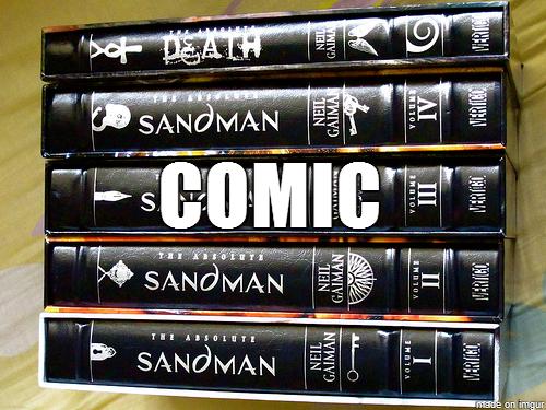 sandman comic